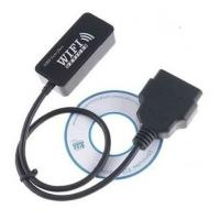 China Wifi Obd2 Automotive Diagnostic Code Reader For Iphone Ipod Ipod Touch Ipad Pc on sale