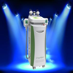 Buy cheap Cryolipolysisの真空の脂肪凍結/セルライトの取り外しの脂肪質の減少RFの超音波機械 product