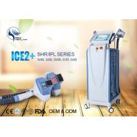 Buy cheap Hair Removal Multi Pulse E - Light IPL Laser Beauty Equipment With FDA Approved from wholesalers