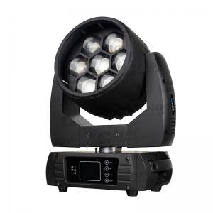 Buy cheap MINI bourdonnement principal mobile de lavage de 7* 40W Osram LED avec le pixel traçant pour la boîte de nuit product