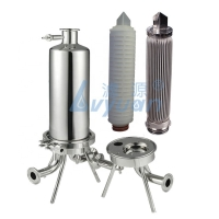 Buy cheap 0.2 0.45 Micron 500mm Sintered Metal Cartridge Filter For Beer Filter Machine product