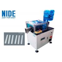 Buy cheap Induction motor stator wedge forming and cutting machine Double heads product