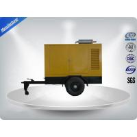 Buy cheap Movable Three Phase Trailer Mounted Generator Silent Type 200-500Kw 600Kva product
