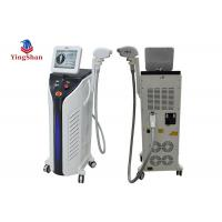 Buy cheap Vertical Diode Laser Hair Removal Machine , 808nm Unwanted Hair Removal Machine product