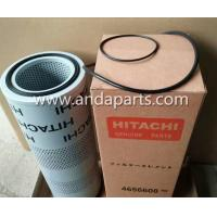 Buy cheap Hydraulic Strainer Return Filter For Hitachi 4656608 4656605 product