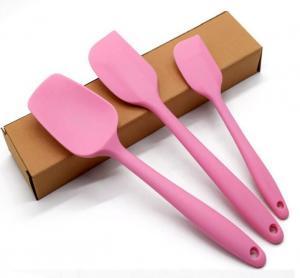 Heat resistant silicone baking bakeware Kitchenware Utensils Spatula Set