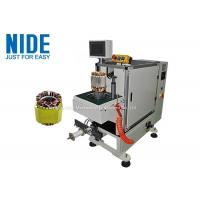 Buy cheap High Automation Stator Coil Winding Lacer Single Working Station product