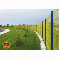 Buy cheap Garden Fence with High Intensity, Good Stiffness and Easy to Use product