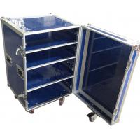 China Noctilucence Royal Rack Flight Case  With Drawers For Storage wholesale