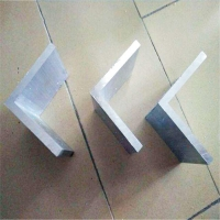Buy cheap Anodized Aluminum Equal Angle in Size of 50mm x 50mm x 7mm Wall Thickness for Marine Parts product