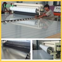 Buy cheap 1250 Mm Surface PE Protection Film For Brushed Stainless Steel Sheet product