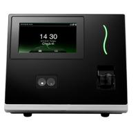 Buy cheap WIFI Face Recognition And Fingerprint Scanner Attendance Security Machine Electronic Time Clocks wall G3 PLUS POE from wholesalers