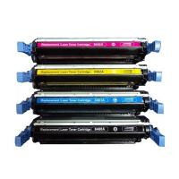 Buy cheap Replacement HP 644A Q6460A Q6461A Q6462A Q6463A Colour Toner Cartridges product