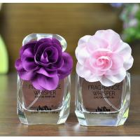 Buy cheap new design perfume OEM ODM high quality glass bottle perfume product
