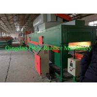 China elastomeric rubber foam production line with recipe and technology wholesale