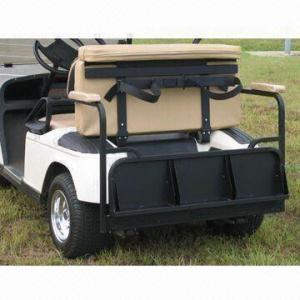Buy cheap Accessoire de chariot de golf, approprié à la voiture de club, fait de l'acier inoxydable, installation facile product