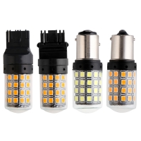 Buy cheap NO ERROR 3030SMD White Amber Car LED Rear Lights product