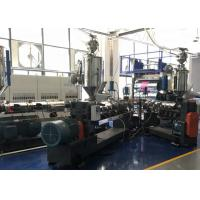 Buy cheap Automatic Plastic Extrusion Machine 350KW Plastic Sheet Extrusion Machine product