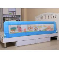 Buy cheap Convertible Bunk Bed Safety Rail Blue / Home Twin Bed Safety Rails product