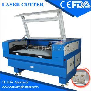 Máquina de gravura do corte do laser do CO2 da fabricação de FDA do CE de Triumphlaser para o metaloide acrílico de madeira