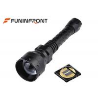 China 50mm Convex Lens T50 Infrared Torch Light / IR Night Vision Zoomable LED Torch on sale