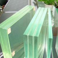 China Clear bulletproof/safety glass on sale