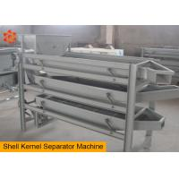 Buy cheap Automatic Cashew Machine Nut Processing Machine 300 - 500kg/H Capacity 260kg Weight product