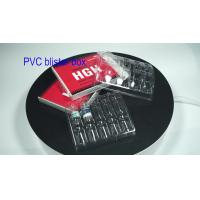Buy cheap Glossy Finish Clear Plastic Blister Packaging Boxes For 10ml Vials X 4 Pcs product