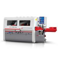 Automatic High Speed Wood Planer Moulder Machine Five Shaft 60 Metres Per Minute