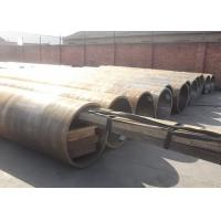 Buy cheap Large OD Alloy Steel PipeSeamless Structure ASTM A335 P5 Material 610 * 140mm Size product