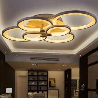 Quality Acrylic simple dome light two lamp flush mount ceiling fixture/modern glass ceiling lamp/decorative pendant for sale