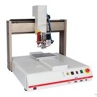 Automatic Dispensing Systems ~ Benchtop robotic automated dispensing machines systems