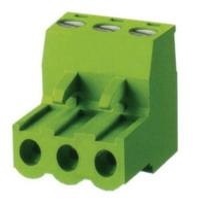 Buy cheap Plugable Terminal Blocks, 5.08 mm Pitch, 3 Poles product