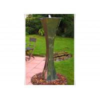 Buy cheap Modern Garden Landscape Stainless Steel Water Feature Mirror Polishing from wholesalers