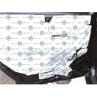 Buy cheap 9mm Black High Thickness Auto Insulation Mat , Quiet Car Sound Deadening product