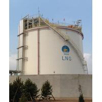 Buy cheap Professional Single Containment LNG Storage Tank 16500mm Liquid Level product