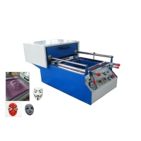 Buy cheap Mini desktop small vacuum forming machine for ABS, PET, PMMA, HDPE, PVC, sheet from wholesalers