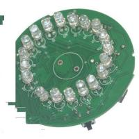Buy cheap Gold Plating LED Light PCB Board Kingbrite Samsung Lm561c Strip Led 8051 product