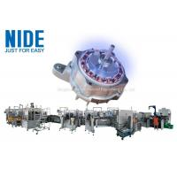 Buy cheap Efficient Washing Machine BLDC Motor Assembly Line product