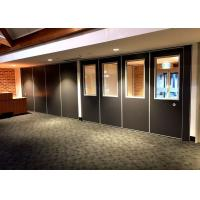 Buy cheap Easy Operation Sliding Room Dividers  , Sliding Wall Panels  Anodizing Treatment product