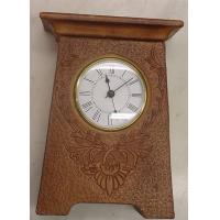 Buy cheap leather clock and leather photo frame ( gift set) product