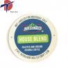 Buy cheap K cup lids, Coffee capsule lids, aluminium foil lids, heat sealing aluminium from wholesalers