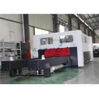 Buy cheap Free Training HSG Fiber Laser Cutter High Speed Low Power Consumption product