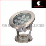 Buy cheap 18 Watt Stainless Steel Underwater LED Light product