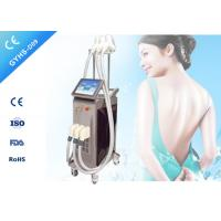 Buy cheap Three Handpiece 808nm Diode Laser Beauty Machine For Salon Hair Removal product