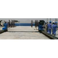 Buy cheap Automatic Gantry CNC Flame Plasma Cutting Machine Motor Drive product