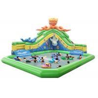 Buy cheap Inflatable Swimming Slide giant inflatable water slide for adult product