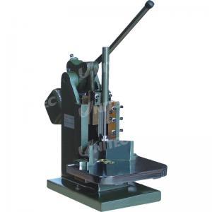 China Heavy Duty Round Paper Cutting Machine , Paper Round Corner Cutter on sale