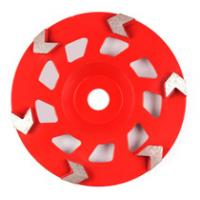 Buy cheap Diamond  Cup Wheel for grinding stone and concrete px1-1-19 product