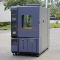 Buy cheap Simulation Temperature Humidity Environmental Test Chamber With SUS304 Stainless Steel Material product